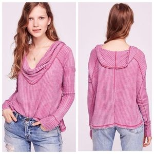 """We the Free """"Wildcat"""" rose pink thermal"""